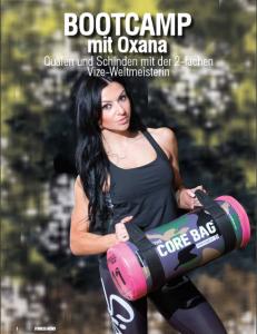 Bootcamp, Fitness Model Oxana, Oxana, Studio21 abnehmen