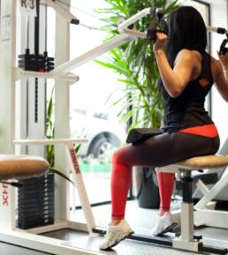 Rückentraining, Gymnastik, Wirbelsäule, Präventionstraining