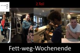 fett-weg-Wochenende, abnehmen, Studio21
