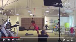 Fitness, Fitness Model Oxana, TRX, Training